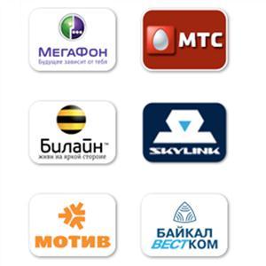 Операторы сотовой связи Ольги